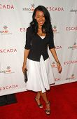 Denyce Lawton at an Escada 2007 Fall Winter Sneak Preview to Benefit Step Up Women's Network. Beverl
