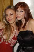 Shirly Brener and Tiffany at the