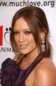 Hilary Duff at the