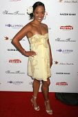 Essence Atkins at the DESIGNCARE 2007 Fundraiser to benefit those battling debilitating disease and