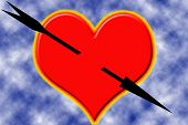 heart with arrow