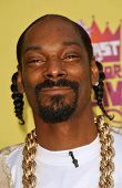 Snoop Dogg at the