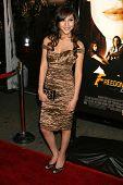 Kristin Herrera at the Los Angeles Premiere of
