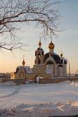 church of the seraph sorovskogo