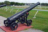 picture of artillery  - BRIDGETOWN - JPG
