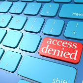Access Denied Keyboard