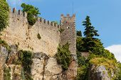 Castle Of San Marino