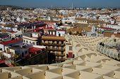 Cityscape Of Seville