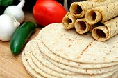 Corn Tortillas And Taquitos