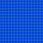 foto of tetrahedron  - seamless texture composed of tetrahedral mosaic with blue highlights - JPG