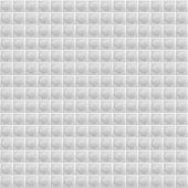 White Pattern Tetrahedral Mosaic
