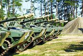 Airborne Combat Vehicles