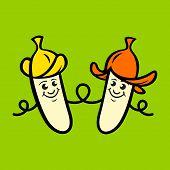 Family Banana Sign