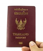Passport Book For Thai People