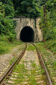 Abandoned Railway Tunnel