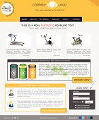 website template 40