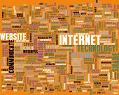 Internet Word Cloud as a Technology Concept