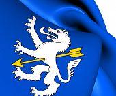 Flag Of Wolfenschiessen