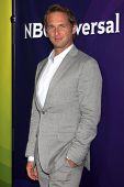 LOS ANGELES - JUL 13:  Josh Lucas at the NBCUniversal July 2014 TCA at Beverly Hilton on July 13, 20