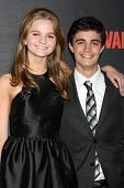 LOS ANGELES - JUL 9:  Kerris Dorsey, Devon Bagby at the