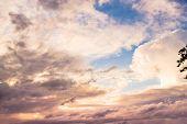 Clean Air Spectacular Cloudscape