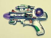 ray gun toy
