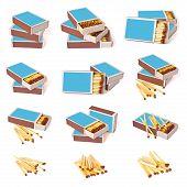 Matchbox set