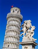 Leaning tower Pisa, Italy
