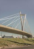 Puente De Las Americas In Uruguay