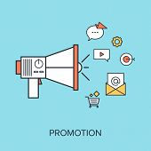 Promotion Infographic