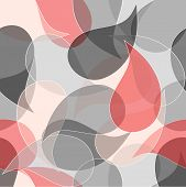 Abstract transparent background.