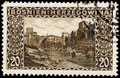 Mostar Stamp