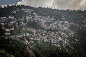 Cityscape, Darjeeling