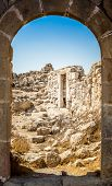 Ruins Of The Ancient City