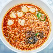Extreme Spicy Noodle