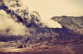 picture of bromo  - Volcanoes of Bromo National Park - JPG