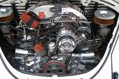 vw beetle engine