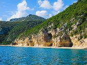 Italy, Sardinia, Cala Luna beach