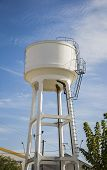 overhead water tank reserve