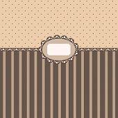 Vintage Brown Frame
