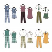 9 Boys And Girls School Uniform Design