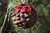 Fir Cone - Christmas Balls