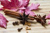 Autumn Spices