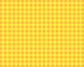 Tablecloth Pattern orange and yellow