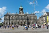The Royal Palace - Amsterdam