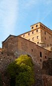 Fortress in the city of Toledo Spain
