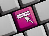 Computer Keyboard: Astrology