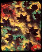 Autumn Grungy Background