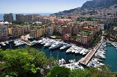 Port De Fontvieille, Monte Carlo