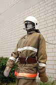 Fire Department Dummy Female